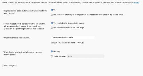 Microkids Related Posts WordPress Plugin Review