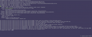 Start the MariaDB service with the systemct on RHEL 8