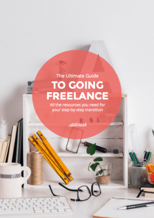 Get Your FREE Guide to Going Freelance