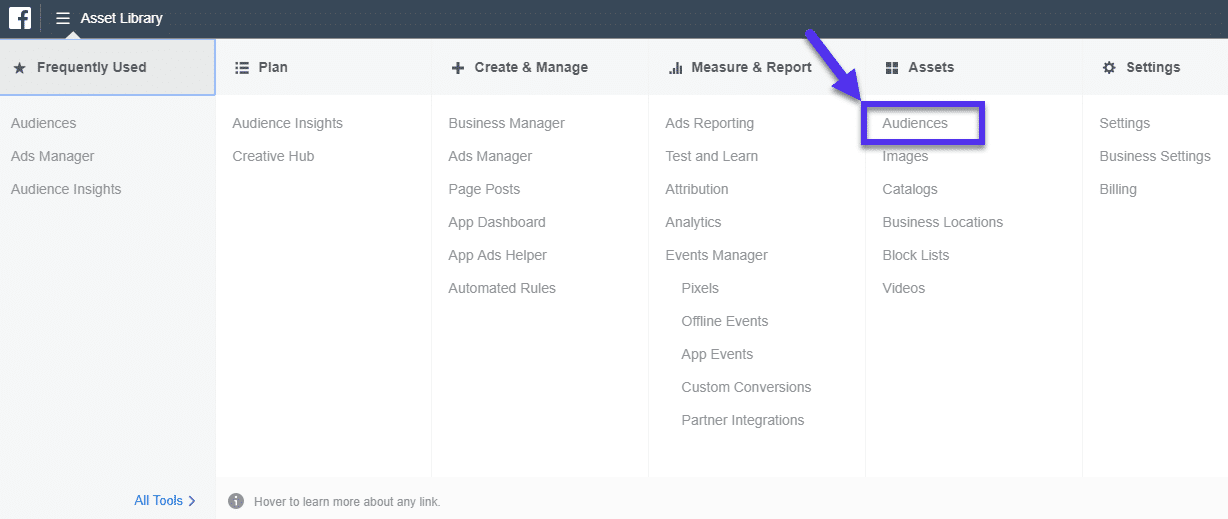 Facebook audiences in Ad Manager