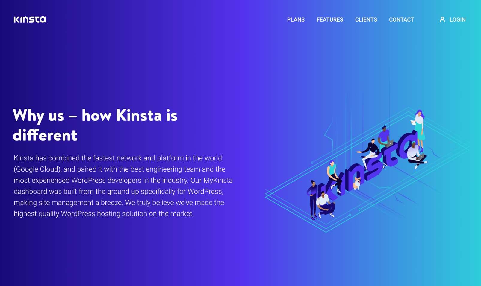 How Kinsta is Different