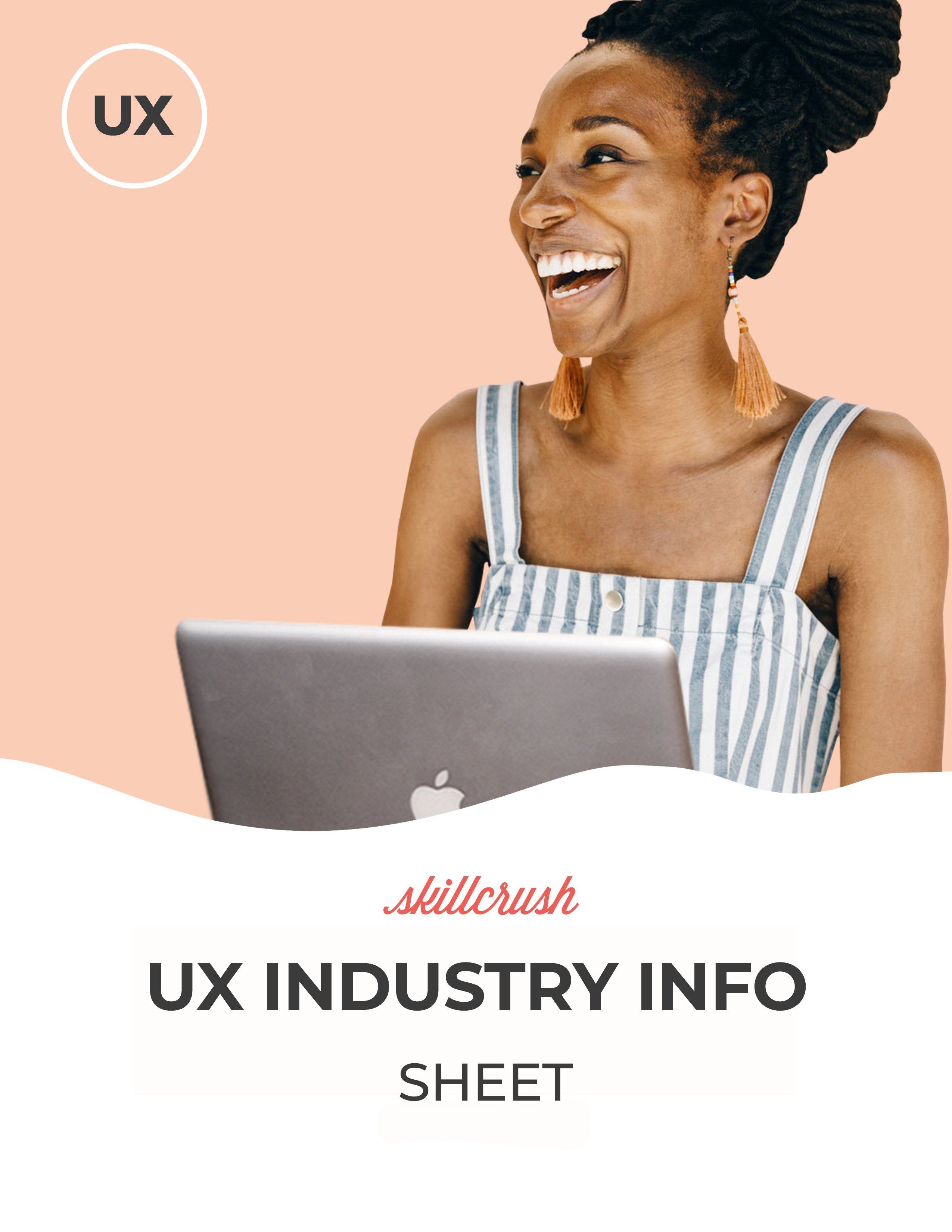 Get the Ultimate UX Industry Info Sheet