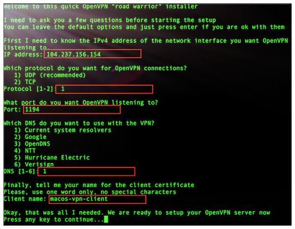 How To Set Up an OpenVPN Server on Debian 9