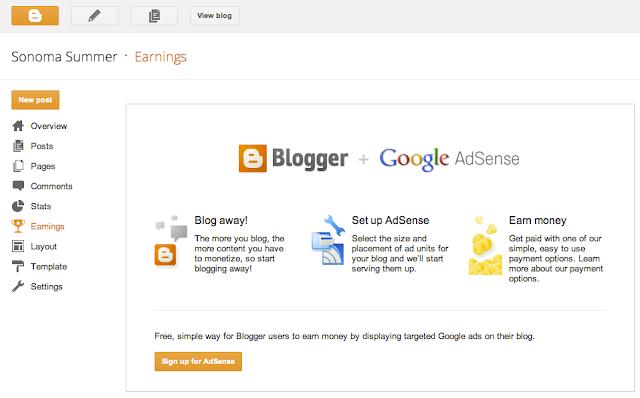 Google AdSense & Blogger: An introduction