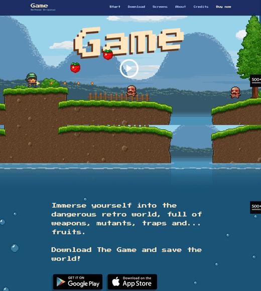BeTheme Game Demo