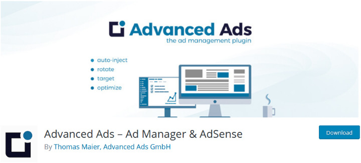 advanced ads best wordpress plugins