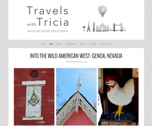 travels with tricia