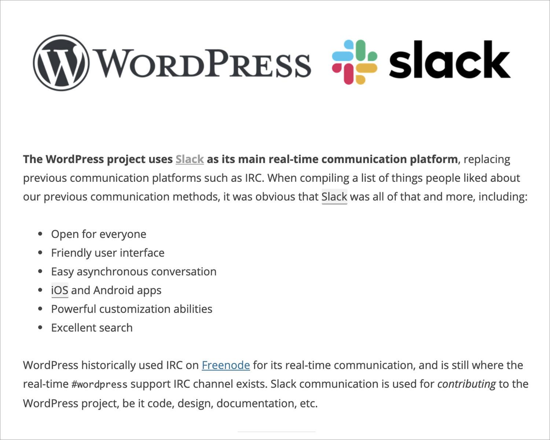 Make WordPress