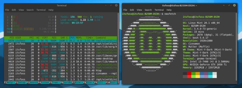 linux mint resources