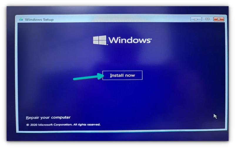 Installing windows after Ubuntu
