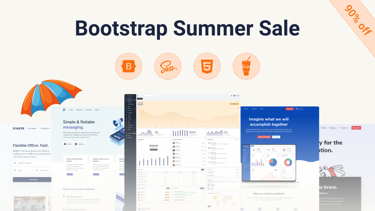 10+ Hot Summer Deals for Web Developers and Web Designers