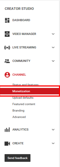 youtube suscribers - monetization