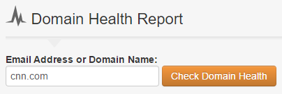 improve google ranking - domain health report