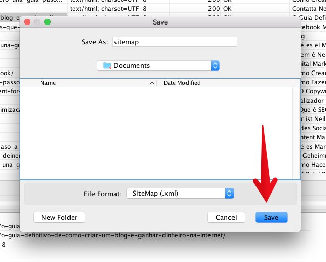 Screamingfrog save sitemap for How to Create an SEO-Boosting XML Sitemap
