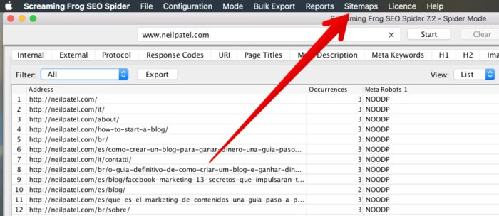 Screamingfrog create sitemaps for How to Create an SEO-Boosting XML Sitemap